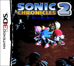 Sonic Chronicles 2 cover