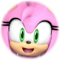 Sonic Free Riders - Amy Icon