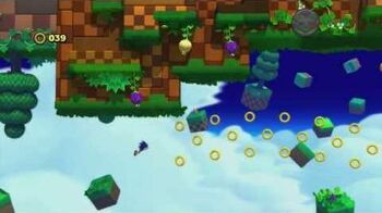 Sonic Lost World Tropical Coast Zone ? 1080 HD