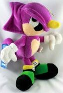SonictheFighters Plush Espio