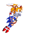 StH Sonic & Tails (old sprite)