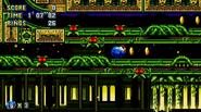 Stardust Speedway Sonic Mania 1
