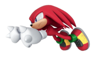 Stock Knuckles 3D Glide