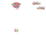 TSR Pixel vinyl