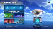 Transformed Emerald Cup