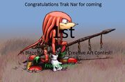 Award for Trak Nar