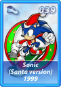 Card 039 (Sonic Rivals)