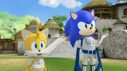 EAGR Tails and Sonic