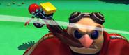 Eggman bez wąsa
