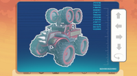 Knuckles' Monster Truck database