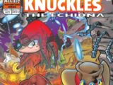 Archie Knuckles the Echidna Issue 17
