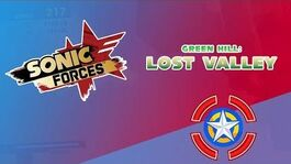 Lost Valley - Sonic Forces