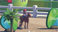 Mario & Sonic at the Rio 2016 Olympic Games - Mario Equestrian
