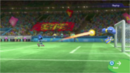 Mario & Sonic at the Rio 2016 Olympic Games - Metal Sonic and Blue Egg Pawn Football