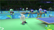Mario & Sonic at the Rio 2016 Olympic Games - Silver Table Tennis