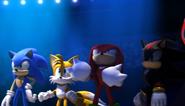 Mario Sonic Olympic Winter Games Festival Mode Ending 10