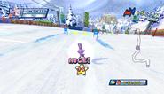 Mario Sonic Olympic Winter Games Gameplay 016