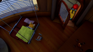 S1E03 Tails House bedroom