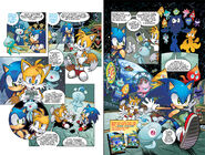 SonicColorsArchieComic