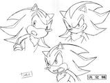 Shadow the Hedgehog (Sonic X)/Gallery
