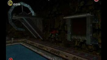 Sonic Adventure 2 Battle (GC) Aquatic Mine Mission 5 A Rank