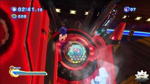 Sonic Generations Boss Egg Dragoon Hard Mode - S Rank