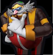 Sonic Rivals 2 - Eggman Nega 3