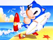 Sonic Screen Saver 22