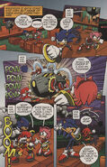 Sonic X issue 11 page 5