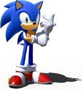 TSR Sonic (shadow)