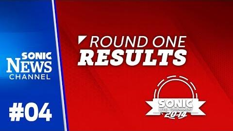 Ultimate Sonic Level Tournament 2014 - Results of Round One and Round Two Preview