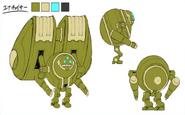 Egg Chaser SG koncept