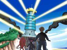 Eggman fortress destroy ep 13