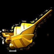 Gold Airship