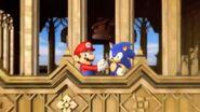Mario & Sonic in Big Ben