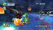 Mario Sonic Olympic Winter Games Gameplay 282