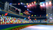Mario Sonic Olympic Winter Games Gameplay 369