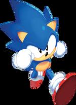 Mega Drive Sonic