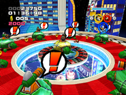 Robot Carnival Sonic 11