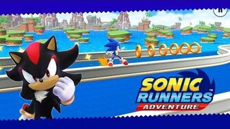SONIC RUNNERS ADVENTURE – Gameplay Teaser