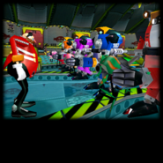 Sonic Adventure Credits (Gamma 11)