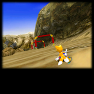Sonic Adventure Credits (Tails 13)