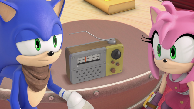 File:Sonic and Amy listening to the radio.png