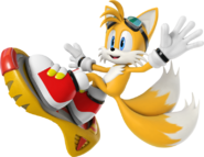 Tails Free Riders 3