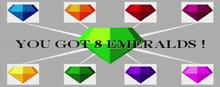 8 Emeralds