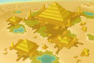 Desert Ruins koncept 1