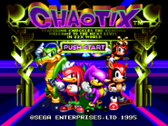 Knuckles Chaotix Intro 3