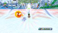 Mario Sonic Olympic Winter Games Gameplay 027