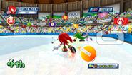 Mario Sonic Olympic Winter Games Gameplay 063