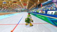 Mario Sonic Olympic Winter Games Gameplay 143